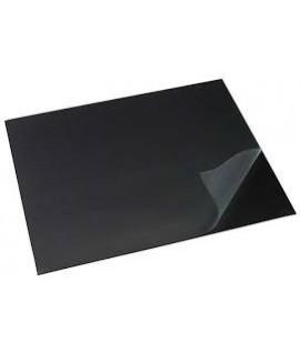 Stalo patiesalas BANTEX pakeliamu viršumi, juodas