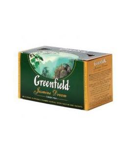 Žalioji arbata Greenfield Jasmine Dream, 25 pak.