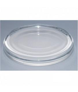 Stiklinė lėkštutė grąžai GLASS 1, 16 mm