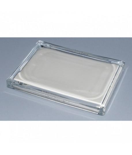 Stiklinė lėkštutė grąžai GLASS 2, 18 x 13 cm