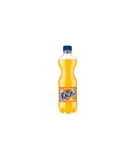 Gaivinantis gėrimas FANTA PET , 0,5 l