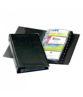 Vizitinių kortelių albumas DURABLE VISIFIX 200 kortelių