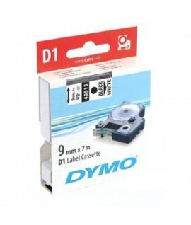 Etikečių juostelė DYMO D1 9 mm x 7 m