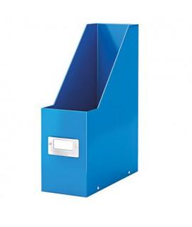 Stovas dokumentams LEITZ Click &Store WOW , šviesiai mėlynas