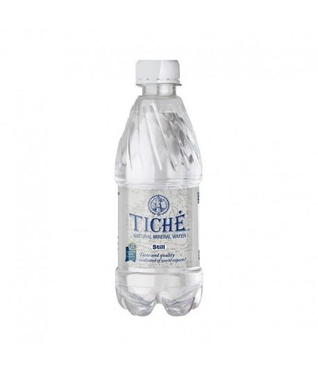 Natūralus mineralinis vanduo TICHĖ , negazuotas, 0,33l