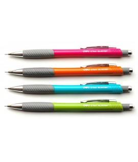 Automatinis pieštukas DELI, 0,7 mm , su trintuku
