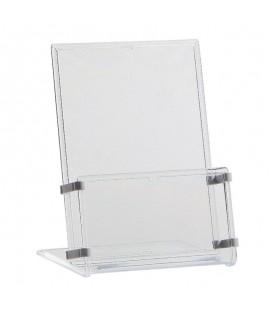 Informacinis stovelis PANTA PLAST , A4, skaidrus