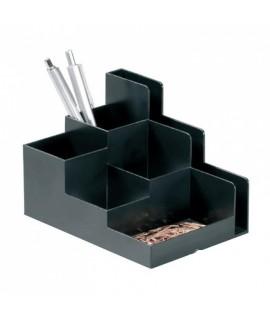 Pieštukinė DURABLE OPTIMO , 6 skyriai, juoda