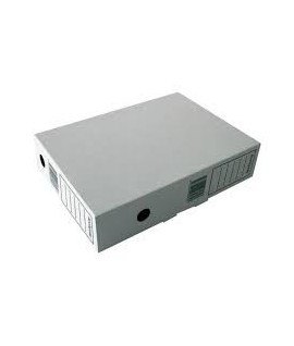 Archyvinė dėžė Smiltainis 80 x 250 x 335 mm, balta