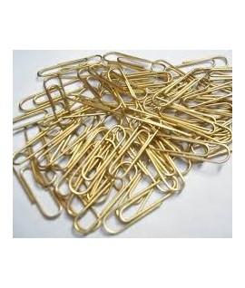 Sąvaržėlės Forpus 26 mm 1000 vnt. aukso spalvos