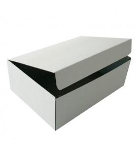 Archyvinė dėžė Smiltainis 120 x 355 x 255 mm, balta, atidaroma iš viršaus
