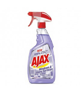 Langų valymo priemonė AJAX Windows & Shiny Surfaces, 500 ml