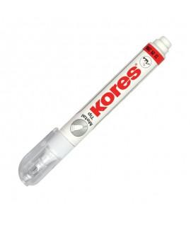 Korekcinis pieštukas metaliniu galiuku 10g, Kores