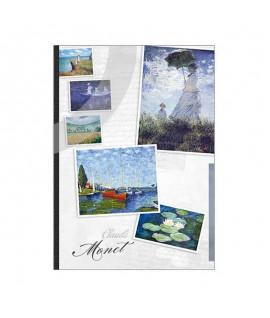 Sąsiuvinis ART A5, 96 lapai, kietas viršelis