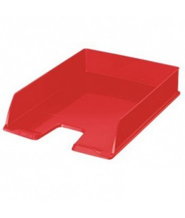 Lentynėlė dokumentams CENTRA, raudona