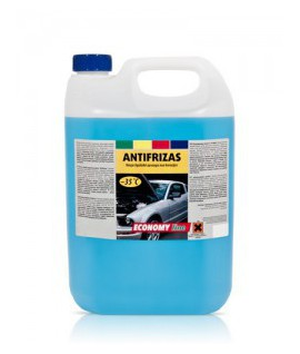 Antifrizas -35*C ECONOMY LINE 5 kg (mėlynas
