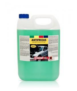 Antifrizas -35*C ECONOMY LINE 5 kg (žalias)