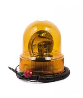 Lempa įspėjamoji 12V oranžinė 118862