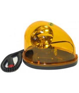 Lempa įspėjamoji 12V oranžinė 122239