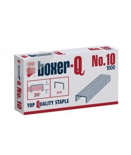 Sąsagėlės BOXER-Q Nr.10, 1000 vnt.