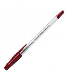 Tušinukas ZEBRA N-5200 , 0,7 mm, raudonas tušas