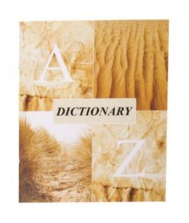 Sąsiuvinis - žodynėlis A5, 36 lapai