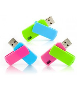 Atmintinė USB 2,0 Colour Mix , 4GB