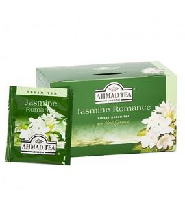 Žalioji AHMAD arbata JASMINE GREEN, 20 vnt.