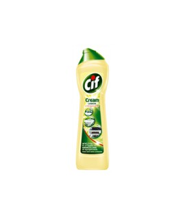 Šveičiamasis pienelis CIF CREAM LEMON 500 ml