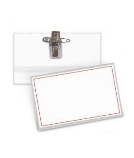 Vardinė kortelė 54 x 90 mm
