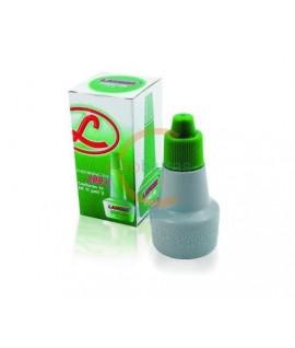 Tušas antspaudams LANCER, 30 ml , žalias