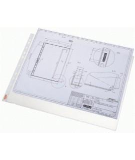 Horizontalios įmautės dokumentams ESSELTE, A3, 50 vnt.