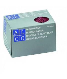 Gumelės ALCO 65 mm, 500 g