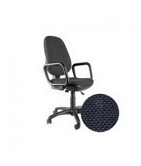 Vadovo kėdė MANAGER KD juodos spalvos oda PRISTATYMAS iki 21 d.