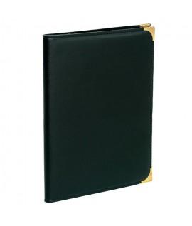 Aplankas dokumentams PIERRE 33 x 24,5 cm, juodas