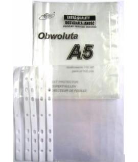 Įmautės PENWORD A5, 25 vnt. 50 mikr. skaidrios