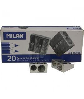 Drožtukas MILAN 2-jų geležčių, metalinis