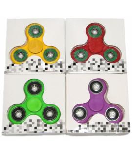 Žaidimas suktukas SPINNER, plastikiniu korpusu, įvairių spalvų