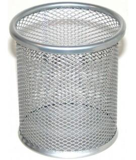 Pieštukinė ICO perforuoto metalo, sidabrinės spalvos