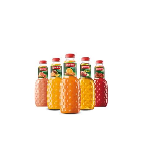 Pomidorų sultys GRANINI 0,25 l, stikliniame butelyje