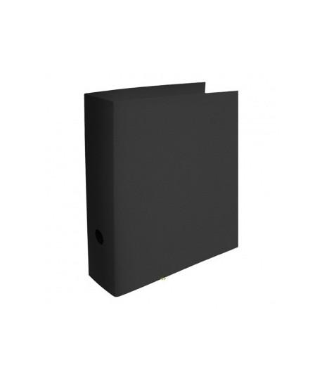 Segtuvas Smiltainis A4, kartoninis, 80 cm, juodas