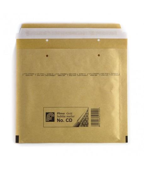 Vokas siuntiniams AIR CD 202 x 175mm, rudas