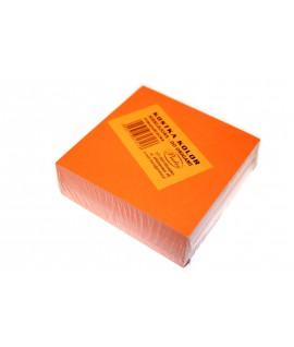 Origami popierius PROTOS , 8,5 x 8,5 cm, 300 lapelių, neklijuoti , oranžiniai