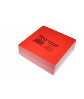 Origami popierius PROTOS , 8,5 x 8,5 cm, 300 lapelių, neklijuoti , raudoni