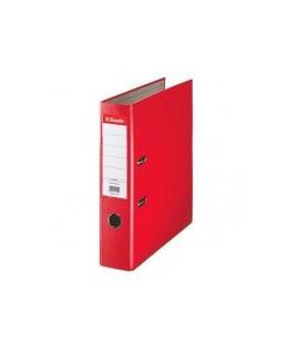 Segtuvas ESSELTE ECO A4, 70 mm, raudonas