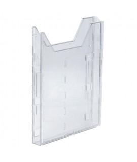 Plastikinės papildomos kišenės stovui DURABLE COMBIBOXX, A4