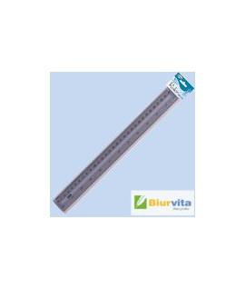 Plastikinė liniuotė CENTRUM , 30 cm, skaidri