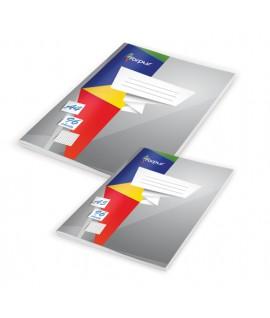 Sąsiuvinis FORPUS A5, 96 lapai, linijomis, minkštu viršeliu