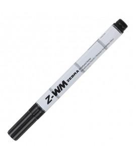 Žymeklis baltai lentai ZEBRA Z-WM, juodas