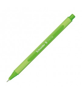Rašiklis SCHNEIDER LINE-UP, 0,4 mm, rašalas neono žalia